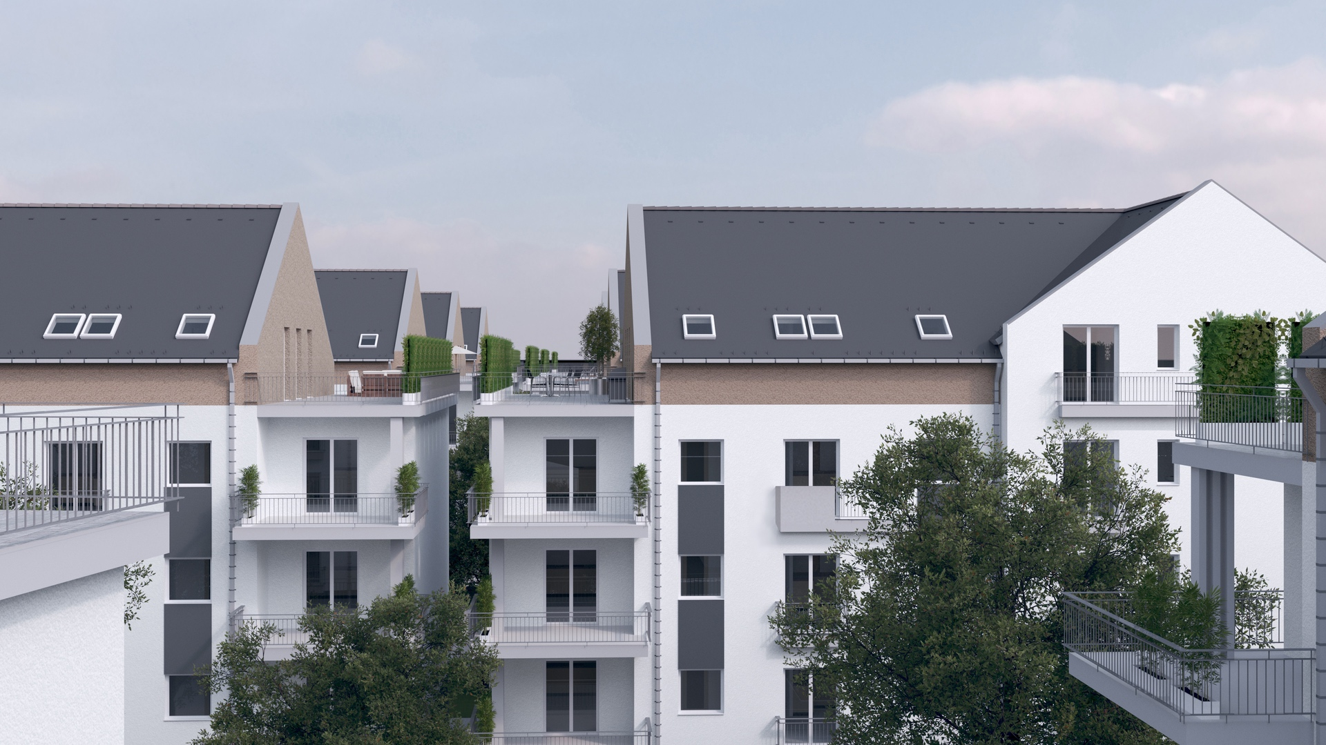 Soroksár apartments
